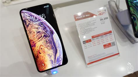 iphone xs iphone xs max และ iphone xr วางขายท ทร ช อปท กสาขาแล วว นน iphonemod