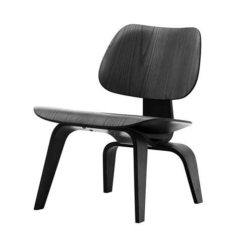 Lcw Chair Eames by Buy Vitra Eames Lcw Chair Black Ash Amara
