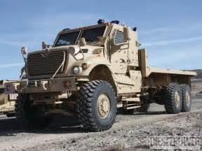 Matv Interior Xvon Image 6x6 Trucks