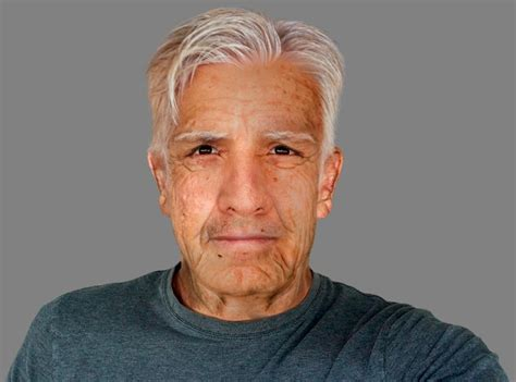 50 year old male makeover how to make someone older in photoshop young to old tutorial