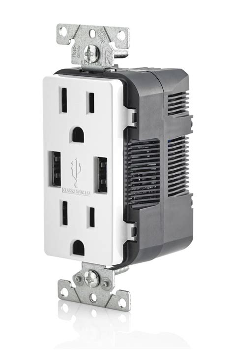 outlet with usb ports power outlet with dual usb ports dudeiwantthat com