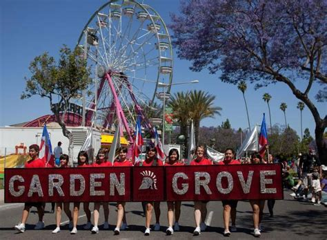 new year parade in garden grove summer of 69 wasn t so sweet at garden grove strawberry