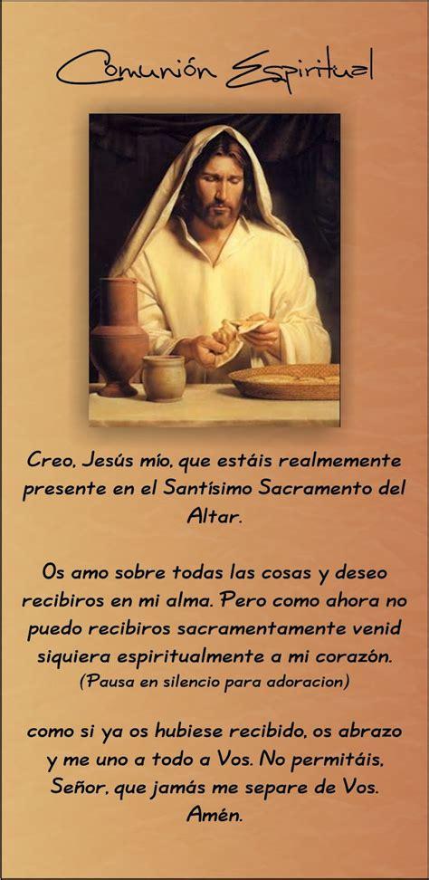 imagenes de tarjetas espirituales tarjetas y oraciones catolicas comuni 211 n espiritual