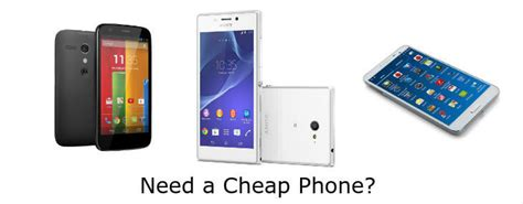 cheap android smartphones 10 cheap android phones worth buying