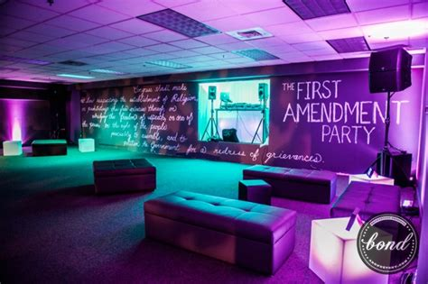 Event Design Washington Dc | 16 best images about the first amendment party 2012 on