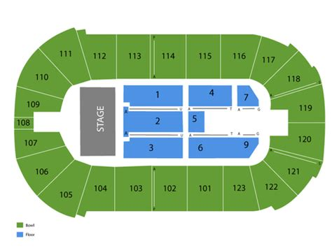 dodge arena concerts state farm arena seating chart and tickets formerly