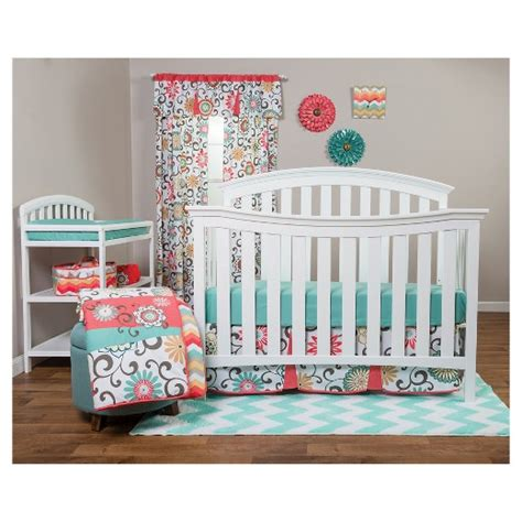 trend lab bedding trend lab waverly 174 pom pom play baby bedding collection