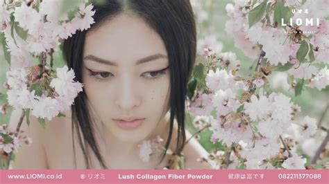 liomi official store indonesia lush collagen fiber powder youtube