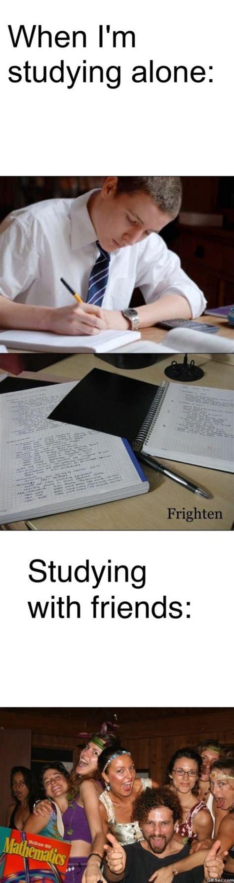 Studying Meme - funny studying memes