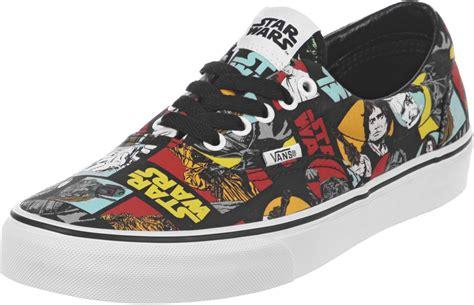 vans era shoes wars