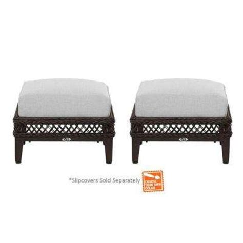 outdoor footstool outdoor ottomans outdoor lounge furniture patio