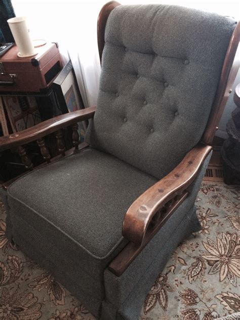 Vintage Lazy Boy Recliner by Lazy Boy Recliners