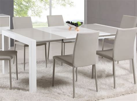 expandable table for small spaces modern extendable dining table set expandable coffee