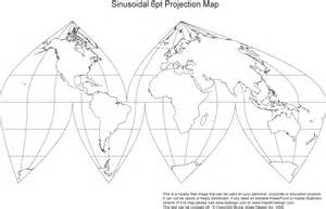 Outline Map Of The World To Print by Unmakings