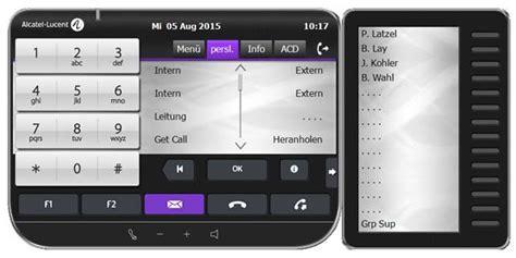 alcatel ip desktop softphone voip desktop client