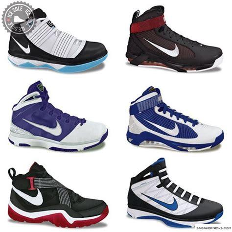 nike basketball shoes 2009 nike basketball fall 09 preview ii sharkalaid hypermax