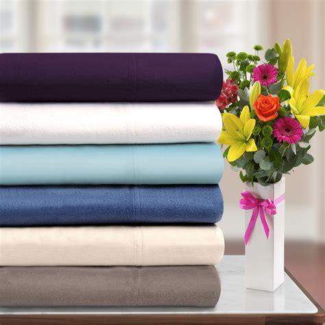 Flanel 88 Premium 2 100 premium cotton flannel light weight duvet cover set with matching shams ebay