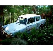 Harry Potter Weasley Car By Gn6me On DeviantArt
