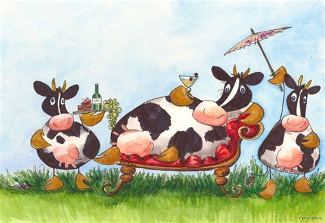 Lazy Cow lazy cow kate chidley