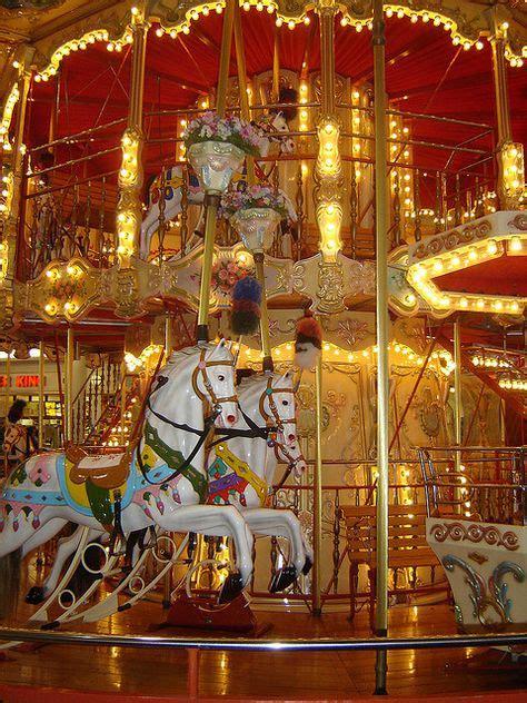 Backyard Carousel Rocking Carousel Horses On Pinterest Carousel Horses