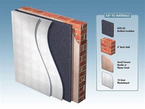 isolante acustico per pareti interne come realizzare l isolamento acustico delle pareti
