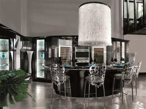 art deco decor modern kitchen designs with art deco decor and accents in