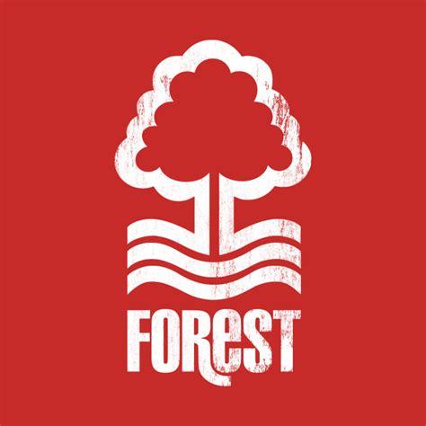 logo design nottingham nottingham forest distressed logo soccer t shirt