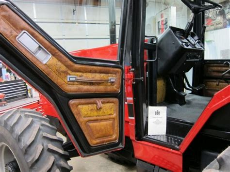 Tractor Interior Upholstery by Ih 5488 Western Interior Ih 5488 Western Interior Jpg