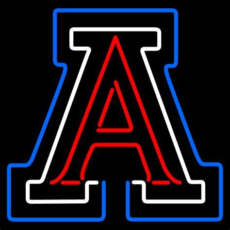 Arizona wildcats logo arizona wildcats team neon