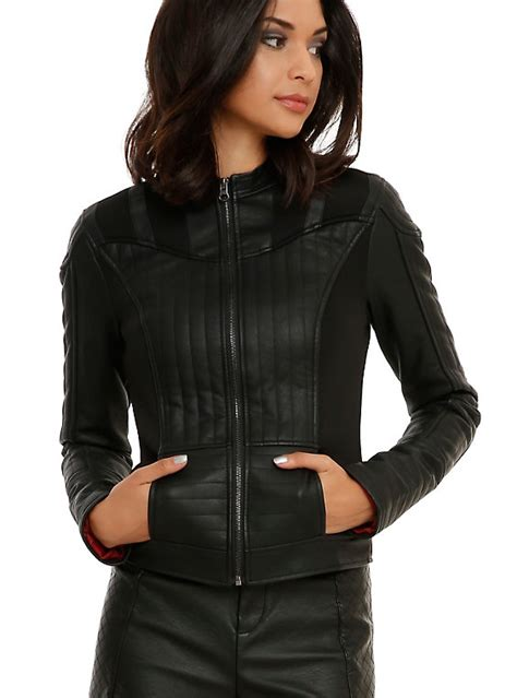 Jaket Kulit Imitasi Cw 14 universe wars darth vader faux leather jacket topic