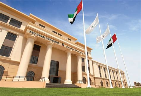 Top Mba Colleges In Uae by Abu Dhabi Is Part Of Top 1 Business Schools