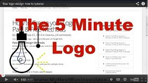 free logo design in minutes free logo design how to create a free logo in five