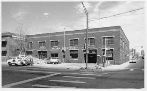 The Garage Capitol Hill by Capitol Hill Neighborhood History Denver Library
