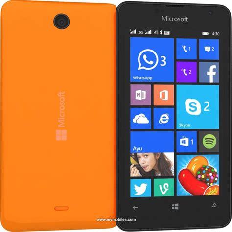 lumia with dual microsoft lumia 430 dual sim