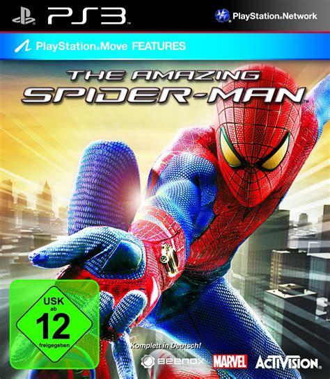 amazing spider man test tipps  news release
