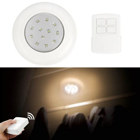 wireless led lights with remote buy best promotion 18 led wireless cordless ceiling wall