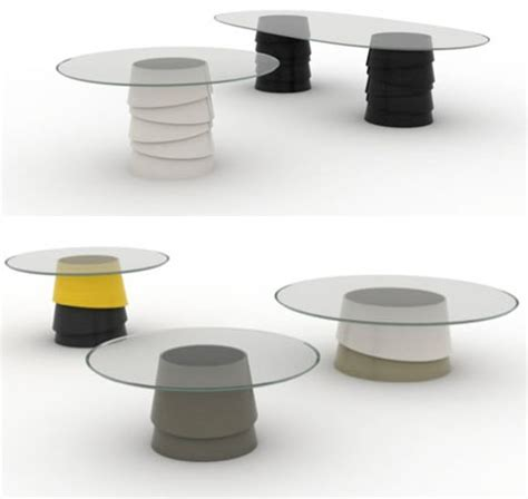 adjustable height coffee table needs no legs to level up