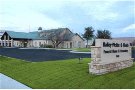 nalley pickle welch funeral home midland tx legacy