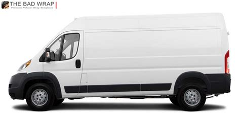 Dodge Ram Promaster Car Release And Specs 2018 2019 2018 Dodge Reviews Dodge Ram Wrap Template