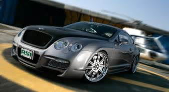 Bentley Continental Gt Tuning Asi Tetsu Bentley Continental Gt Car Tuning