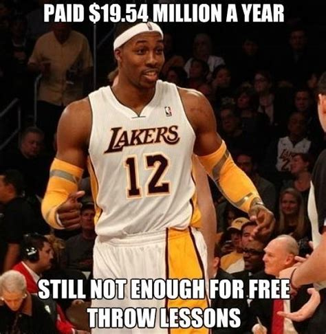 Dwight Howard Memes - dwight howard versus andrew bogut in golden state