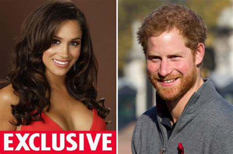 meghan markle and prince harry prince harry s girlfriend is suits actress meghan markle