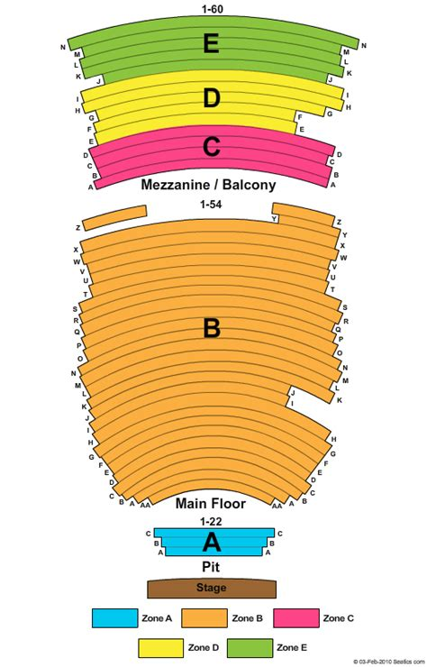 morrison center seating chart mamma tickets seating chart morrison center for