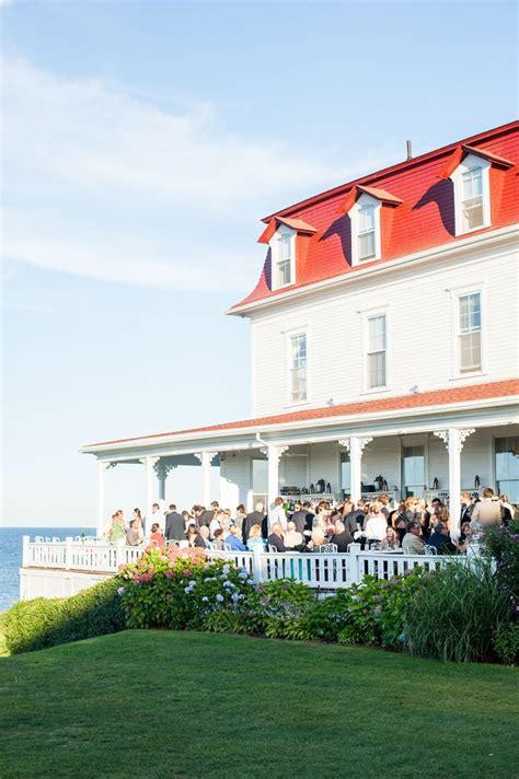 spring house hotel block island block island wedding at the spring house hotel block island wedding and island weddings