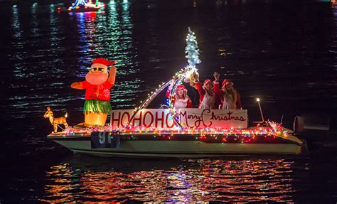 lights festival san diego holiday boating some like it boats com