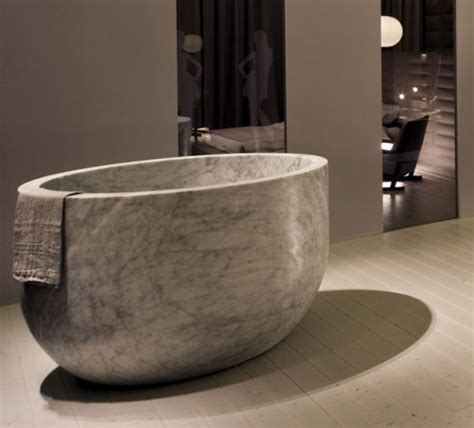 deep soaker bathtub deep soaking tubs marble tubs by vaselli