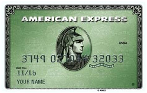 template amex american express green template photoshop