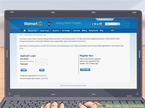 how to get a at walmart 13 steps with pictures