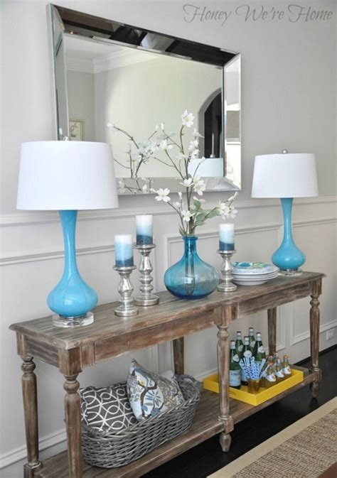 No Fail Objects For Styling A Console Table Centsational Styling A Sofa Table