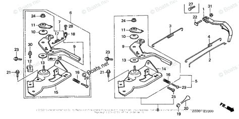boats net honda parts honda small engine parts gx110 oem parts diagram for